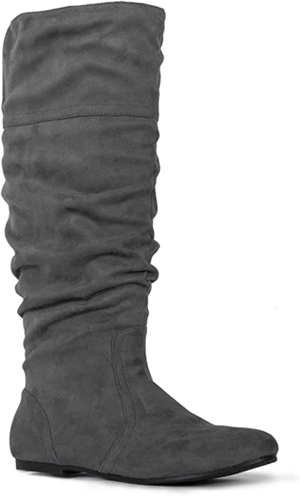 RF ROOM OF FASHION Women's Knee High Boots