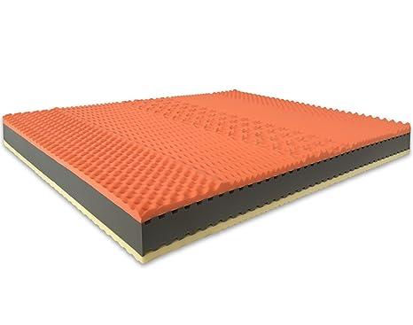 Materassi Soia Memory Prezzi.Marcapiuma Materasso Memory Soia Bio Alto 22 Cm Rainbow Plus