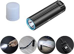 Ajcoflt 10 Unids Mini Port/átil UV LLEV/Ó la Luz Linterna Llavero Ultra Brillante Llavero Luz de la Antorcha Moneda Pasaportes Detector