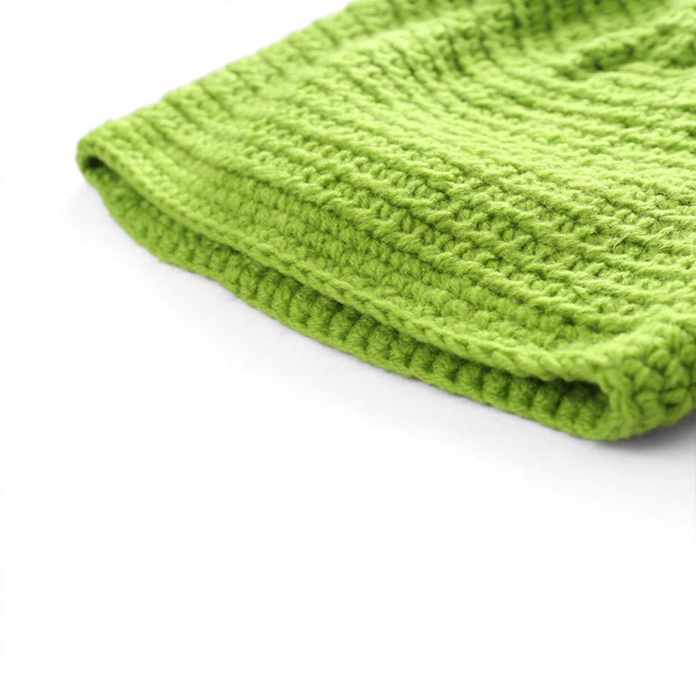 64c2d285c Amazon.com: Unisex Beanie Knitted Hat Wool Cap Winter, Monster Shrek ...