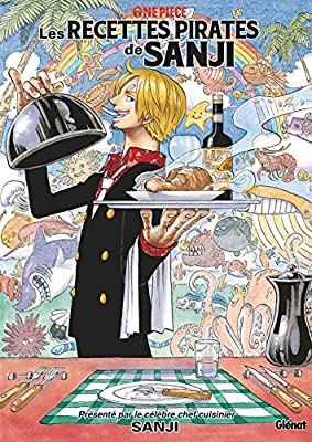 One Piece - Les recettes pirates de Sanji (Shônen): Amazon.es: Sanji: Libros en idiomas extranjeros