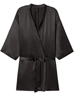 d237bfc05816 Intimissimi Womens Viscose-Satin Kimono: Amazon.co.uk: Clothing