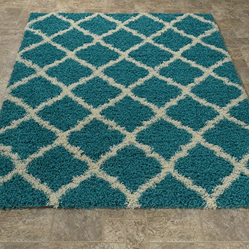 Ottomanson Ultimate Collection Moroccan Turquoise product image