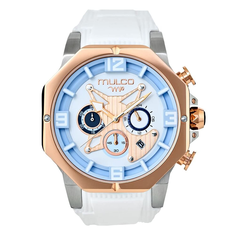 Mulco m10 105 Ladies watch- 100 %シリコンband-水resistant-女性のファッションmw5 – 5190 – 013 B07B3JFZRP