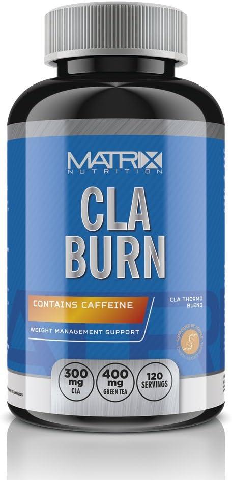 matrix fat burner review