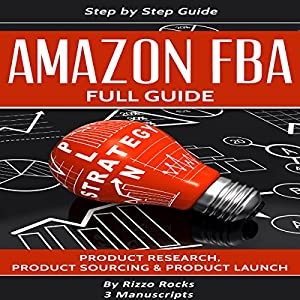 Amazon FBA Hörbuch