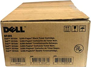 Dell NF485 OEM Toner - 1815DN Toner (OEM# 310-7943) (3000 Yield) OEM