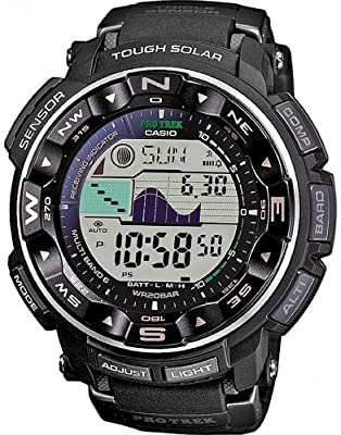 Casio - ProTrek (Pathfinder) - PRW2500-1A by Casio