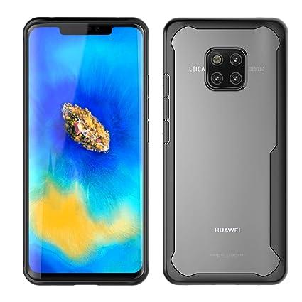 uk availability 68a79 626d3 Amazon.com: DAMONDY Huawei Mate 20 Pro Case, 3D Slim Super Clear ...