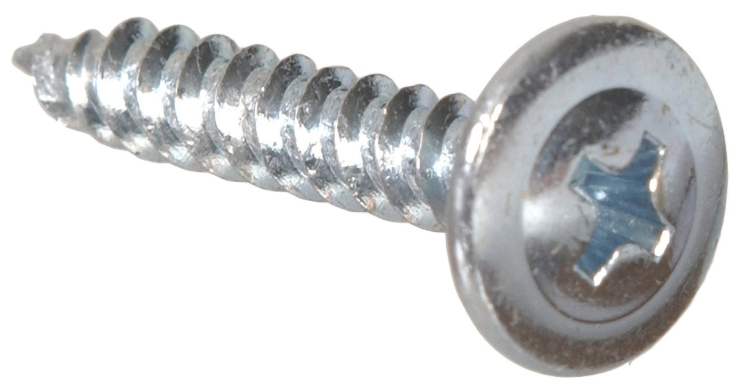 Hillman Self Piercing Screws No. 8 X 3/4 '' Slotted 100 / Box