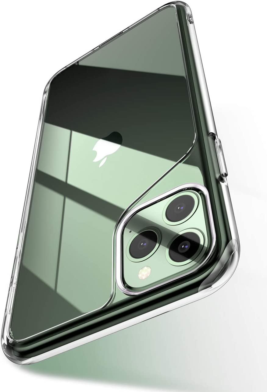 i-Blason Halo Series for iPhone 11 Pro, Scratch Resistant Clear Case for iPhone 11 Pro 5.8 Inch 2019 Release (Clear)