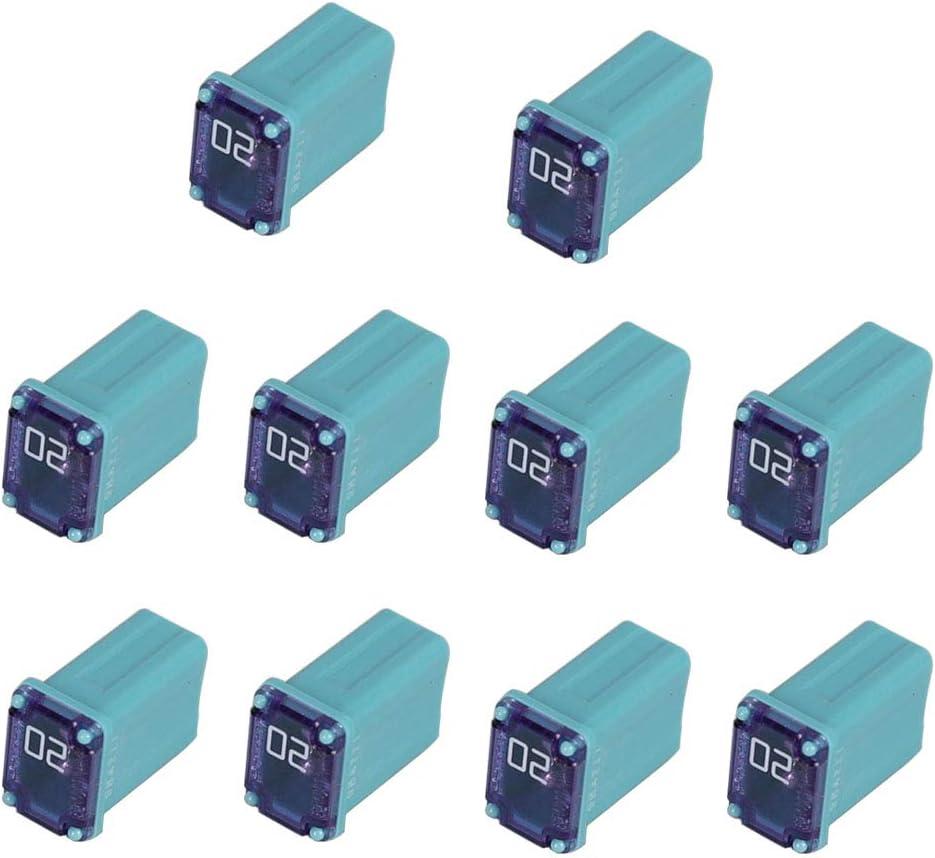 608815 15 Amp Mcase Cartridge Fuses 10 Flosser Micro FMM Mcase Fuse