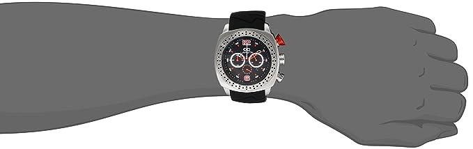 Amazon.com: LAPIZTA Accentor Mens 48mm Chronograph Racing Watch L23.1605: Watches