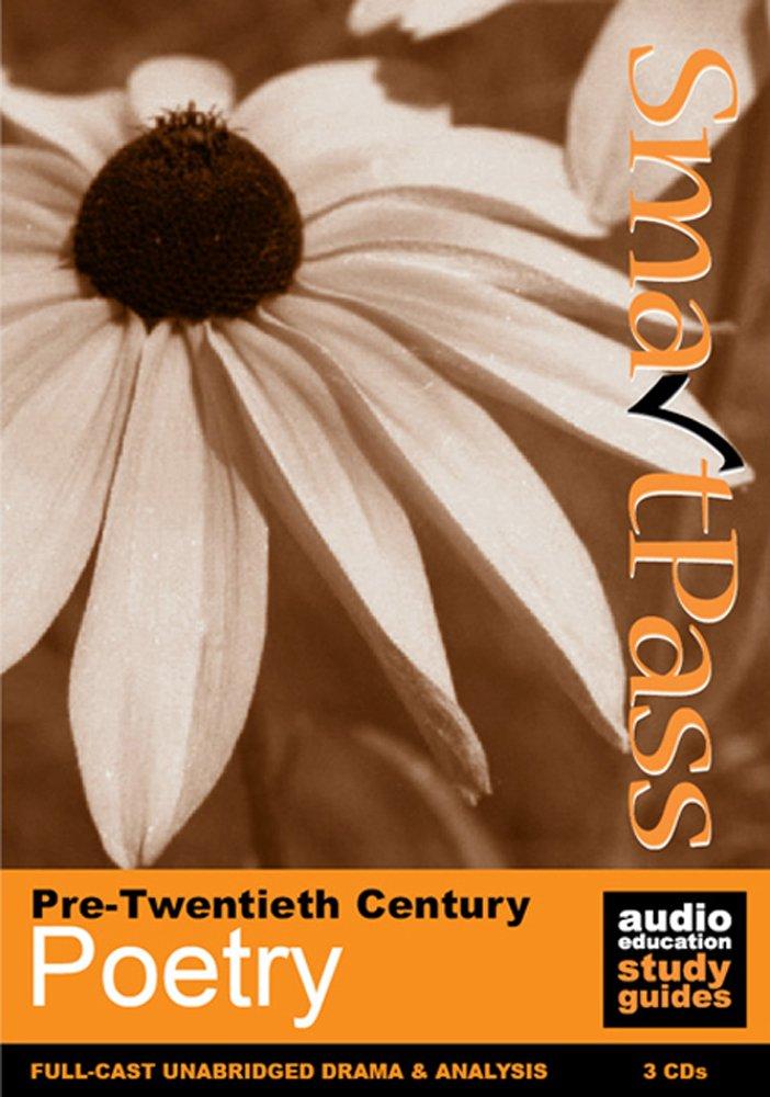 Pre-Twentieth Century Poetry: SmartPass Audio Education Study Guide ebook