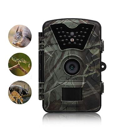 Trail Camera HD12MP Wireless Hunting Camera 2 4