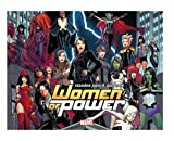 img - for Heroes of Power: The Women of Marvel: Standee Punch-Out Book book / textbook / text book
