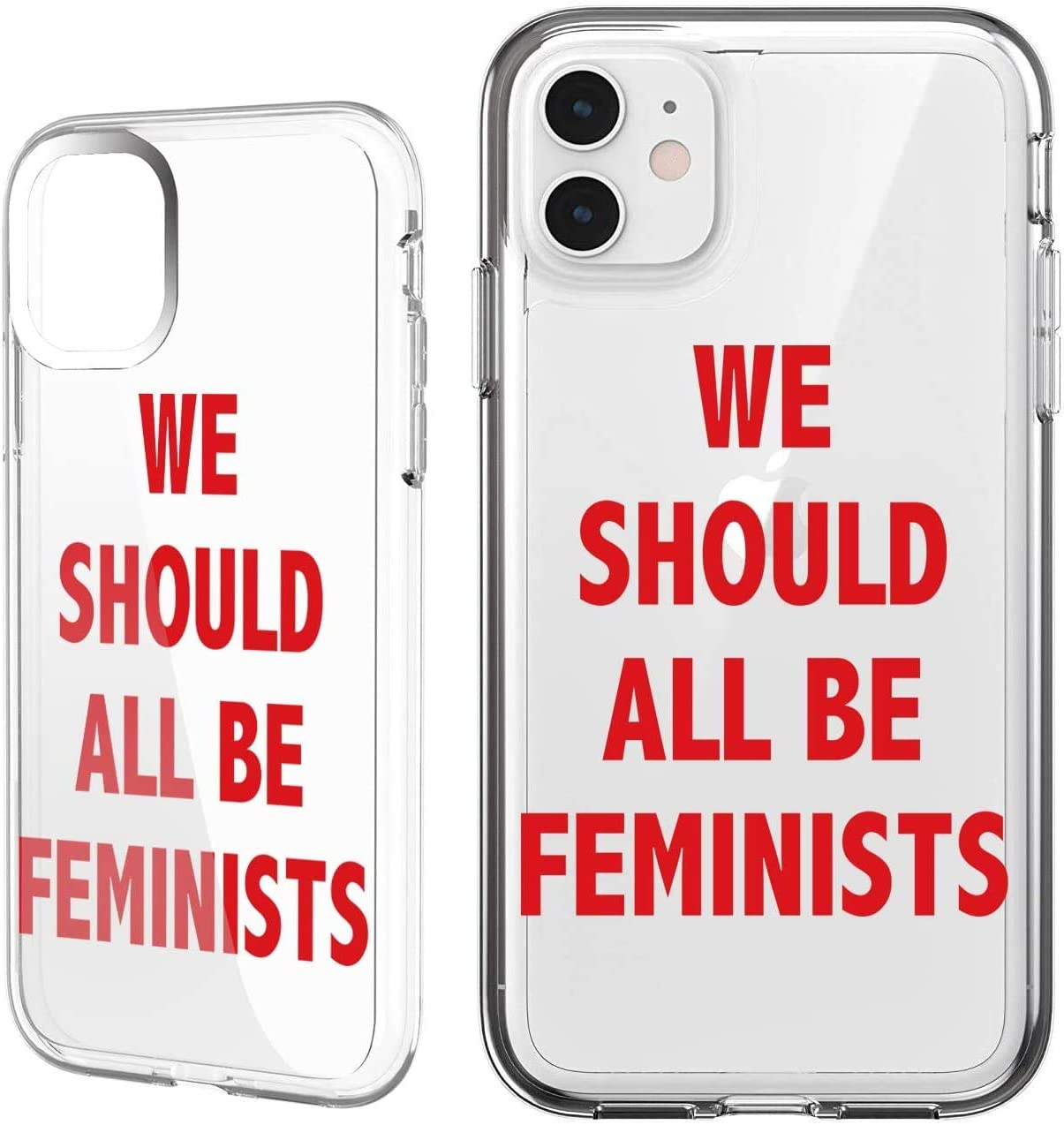 Shark Compatible Girl Power We Should All Be Feminists Phone case for iPhone 7 Plus/iPhone 8 Plus