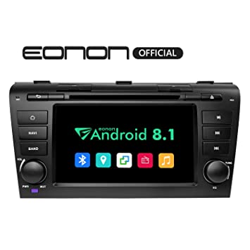 Bose Car Stereo >> 2019 Bluetooth Car Stereo Eonon Newest Android 8 1 Car Radio