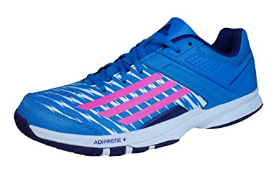 newest ded13 e6daf adidas Counterblast 5 Womens Handball Sneakers Shoes-Blue-12
