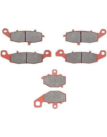 2012 Cyleto Plaquettes de frein avant pour Honda Cb600/F CB 600/F Hornet 600/1998/1999/2000/2001/2002/2003/2004/2005/2006