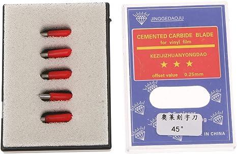 caja de 5 piezas loline letras ordenador cuchillas plotter corte ...