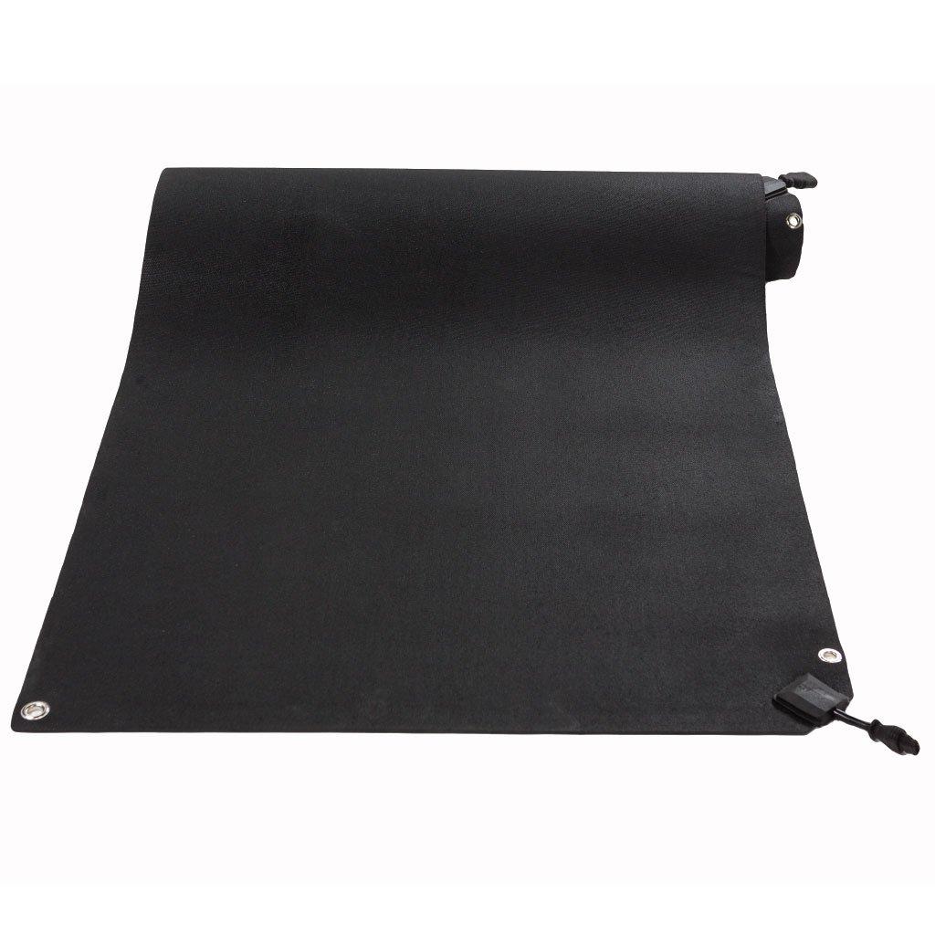 HeatTrak Heated Snow Melting Walkway Mat | Outdoor 'No Slip' Heated Walkway Mat 30 x 60 Inch | No More Shoveling, Salting and Slipping