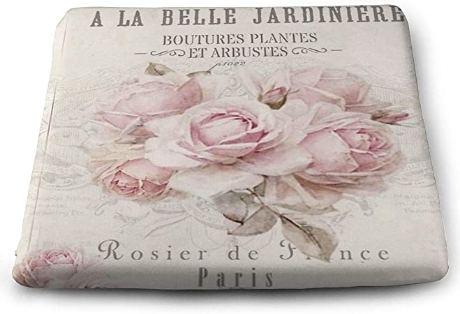 Cuscino per sedia in stile shabby chic francese con