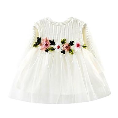 0fef6c4df82e2 Vestidos Bebé niña