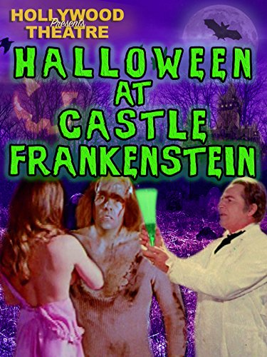 Hollywood Theatre: Halloween at Castle (Halloween Ads)