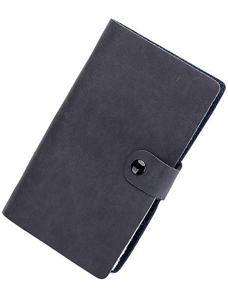 Amazon.com: iSuperb organizador de la bolsa de tarjeta de ...