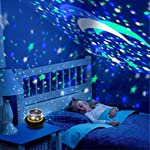 Star Night Light for Kids, Universe Night Light Projection Lamp, Romantic Star Sea Birthday New Projector lamp for…