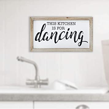Tomorrow SANY DAYO HOME Rustic Wood Framed Signs 12 X 16 Inches Hanging Farmhouse Wall Art D/écor with Inspirational Saying for Home Now Kitchen Yesterday Bathroom