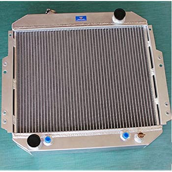 GOWE RADIATOR for 56MM ALUMINUM RADIATOR for NISSAN FORKLIFT A10-A25,H20,OEM#2146090H10 A/T 1988-1992