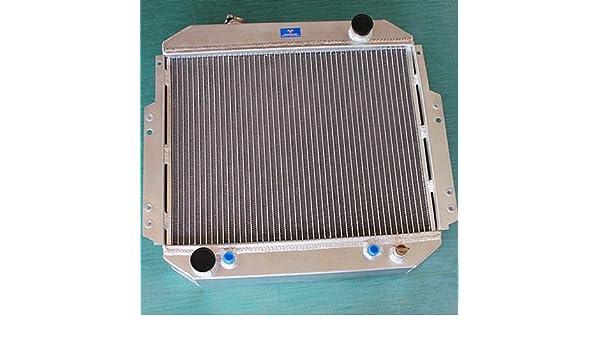 1990 56MM ALUMINUM RADIATOR NISSAN FORKLIFT A10-A25,H20,OEM#2146090H10 A//T