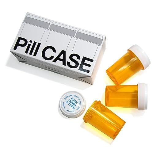 LIXTICK Medicine Pill CASE