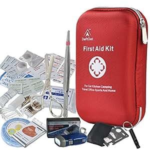 Deftget first aid kit first aid kit 163 for First aid kits for restaurant kitchens