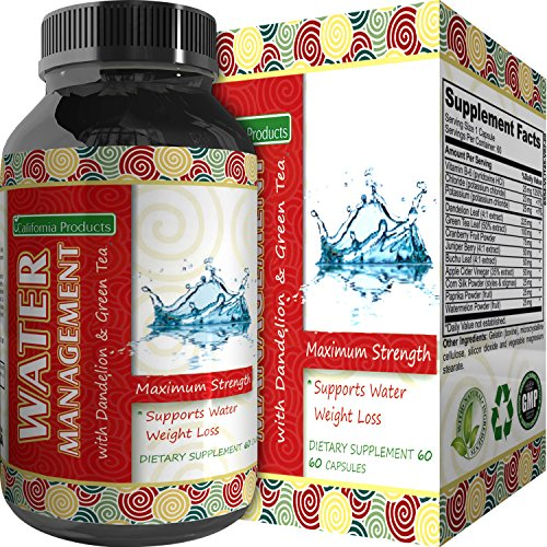Natural Water Pills Suppressant Hydrochloride product image
