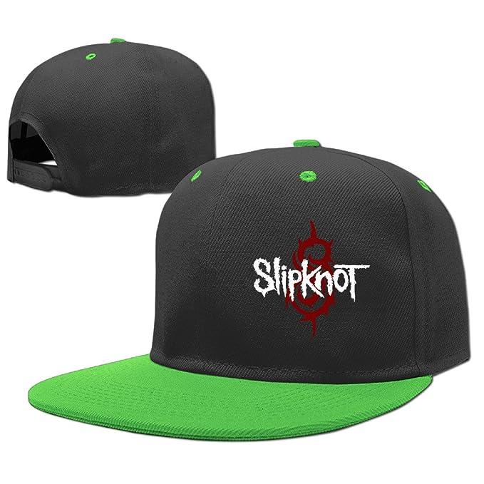 Slipknot Rock And Roll Rock Music Boys Vintage Hip Hop Snapback Baseball  Caps 4a860a5cead