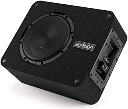 audison, apbx 8 AS Subwoofer Amplificado en Caja 8