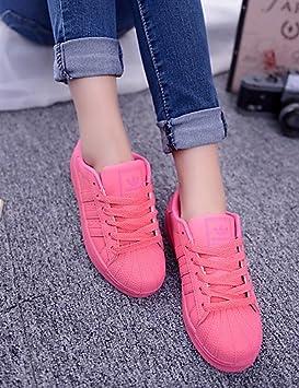 Mujer zapatillas punta redonda Calzado deportivo Zapatillas outdoor/Athletic/vestido/Casual Negro/