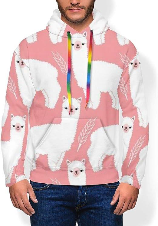 Mens Drawstring Hoodies Hooded Plus Velvet Thick Sweatshirt Fit Top Blouse