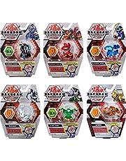 Bakugan Armored Alliance Basic Ball 1-pack incl. Fusion-karakters, verschillende varianten