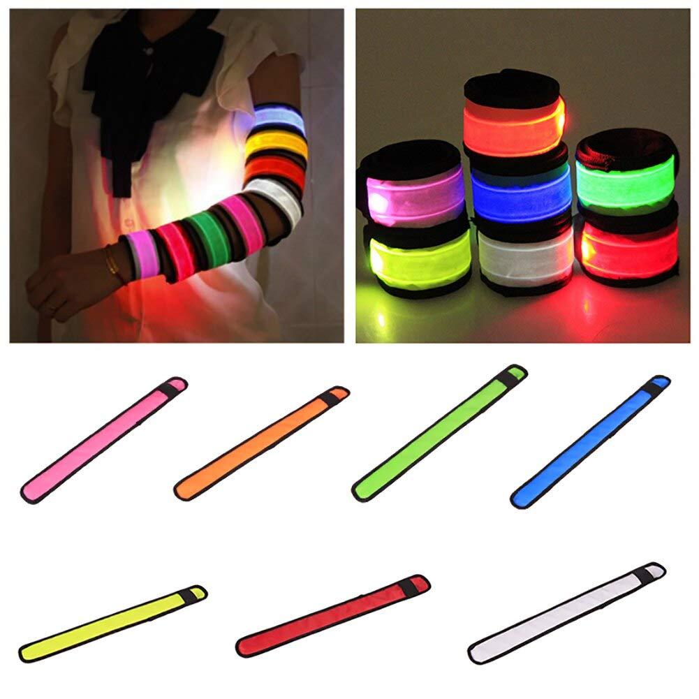 Aquatx Light Up Bracelets LED Flashing Light Up Glow Bracelet Wristband Vocal Concert Party Props Gift by Aquatx