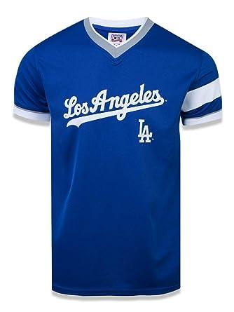 CAMISETA LOS ANGELES DODGERS MLB NEW ERA  Amazon.com.br  Amazon Moda ad46b971b36