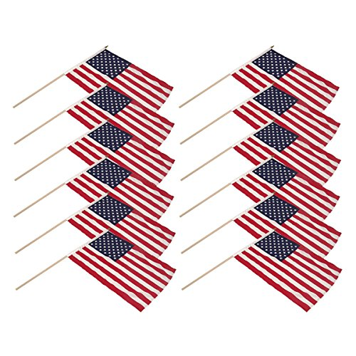 US Stick Flag 12