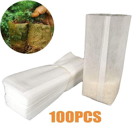 Demarkt – biodegradable Fieltro habitación de los Niños Bolsa para ...