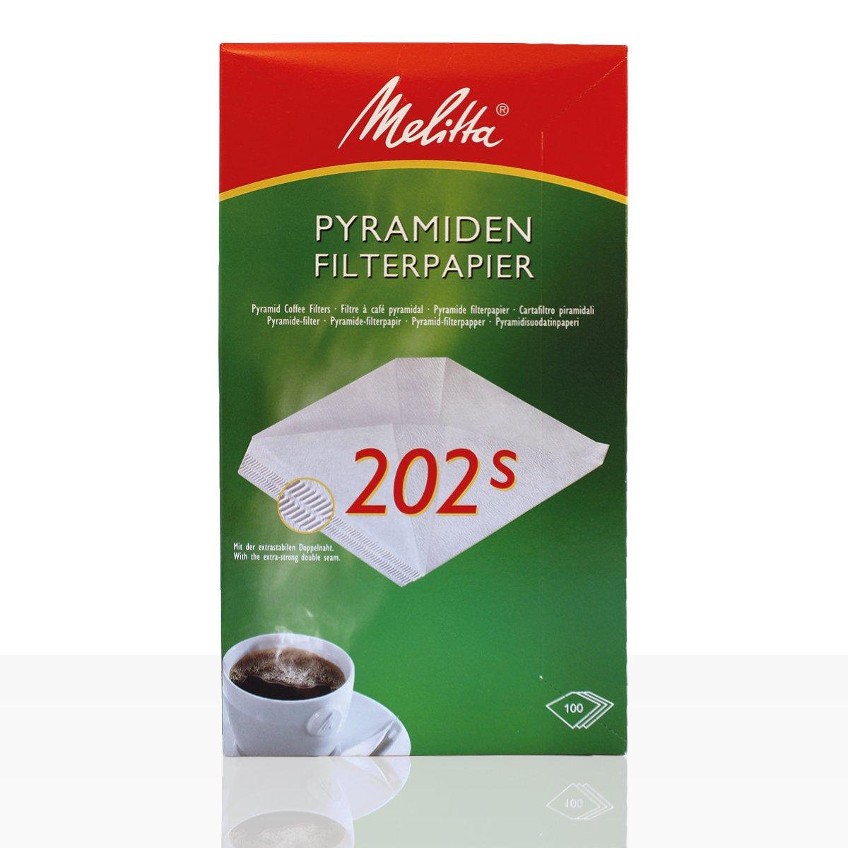 '500x piramide Filtro carta/caffè filtro