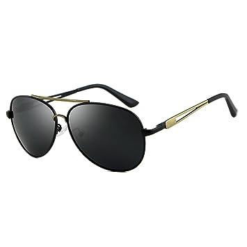 Baianf Gafas de Sol polarizadas para Hombre Gafas de Sol de ...