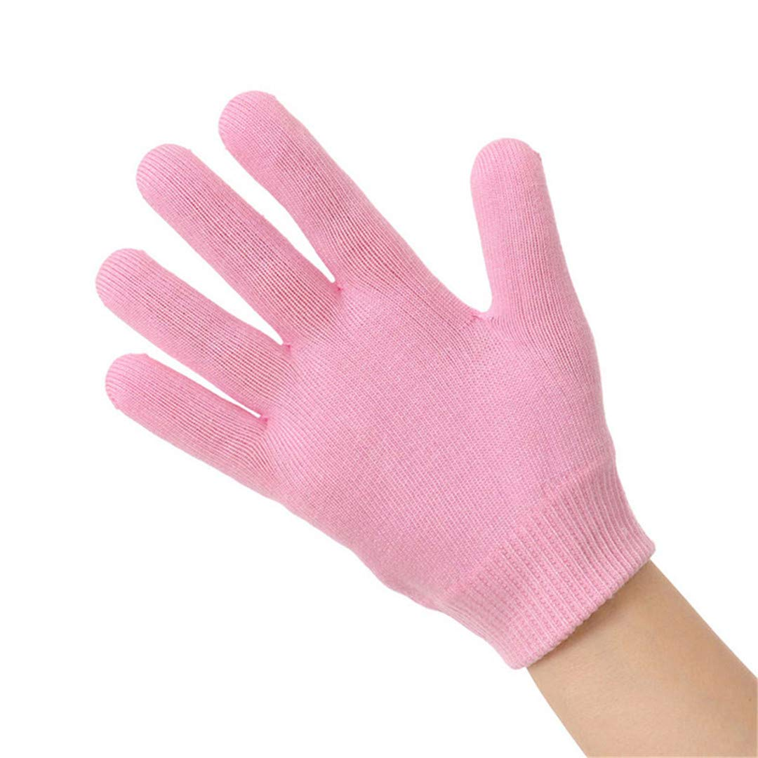 Hand Mask Gloves Gel Spa Gloves Moisturizing Whitening Exfoliating Hand Mask Beauty Hands Skin Care Glove Anti Dry Wrinkle