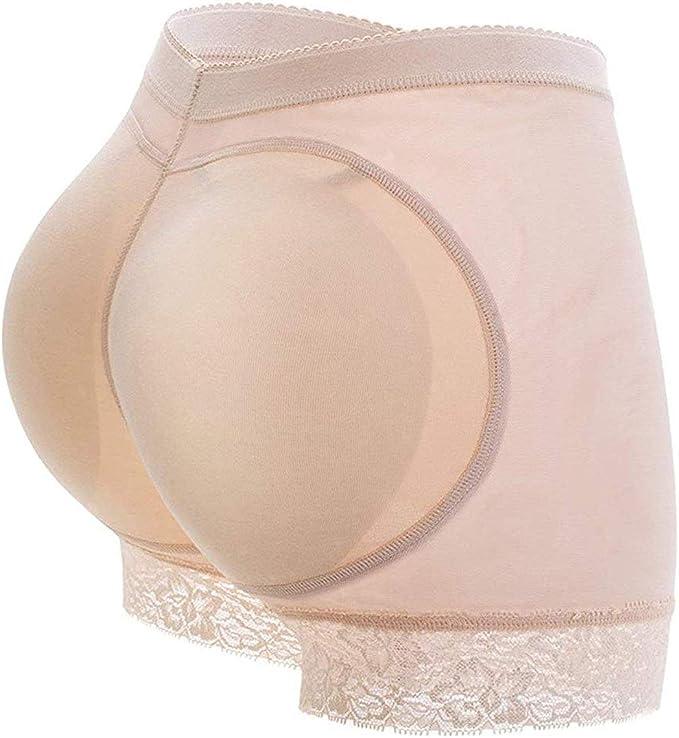 Lady Enhancer Knickers Padded Panties Shapewear Bum Butt Hip Booster Underwear